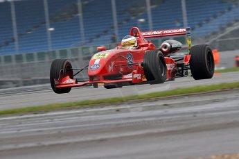 © Octane Photographic 2010. British F3 – Silverstone - Bridge circuit . James Cole - T-Sport. 14th August 2010. Digital Ref : 0051CB7D0448
