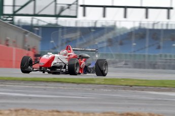© Octane Photographic 2010. British F3 – Silverstone - Bridge circuit . Daisuke Nakajima - Raikkonen Roberston Racing. 14th August 2010. Digital Ref : 0051CB7D0621