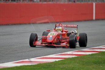 © Octane Photographic 2010. British F3 – Silverstone - Bridge circuit . James Cole - T-Sport. 14th August 2010. Digital Ref : 0051CB7D0663