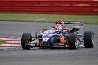 © Octane Photographic 2010. British F3 – Silverstone - Bridge circuit . Adriano Buzaid - Carlin. 14th August 2010. Digital Ref : 0051CB7D1157