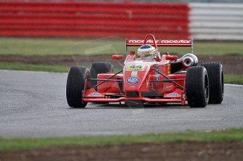 © Octane Photographic 2010. British F3 – Silverstone - Bridge circuit . James Cole - T-Sport. 14th August 2010. Digital Ref : 0051CB7D1191