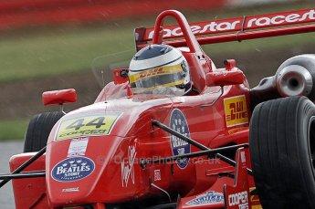 © Octane Photographic 2010. British F3 – Silverstone - Bridge circuit . James Cole - T-Sport. 14th August 2010. Digital Ref : 0051CB7D1224