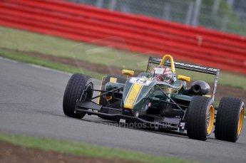 © Octane Photographic 2010. British F3 – Silverstone - Bridge circuit . Jay Bridger - Litespeed F3. 14th August 2010. Digital Ref : 0051CB7D1267