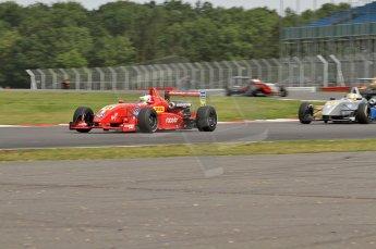 © Octane Photographic 2010. British F3 – Silverstone - Bridge circuit . James Cole - T-Sport. 15th August 2010. Digital Ref : 0051CB7D1860