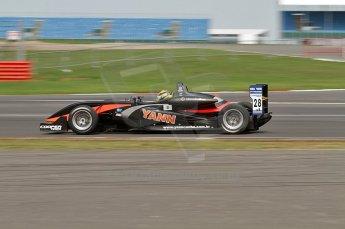 © Octane Photographic 2010. British F3 – Silverstone - Bridge circuit . Yann Cunha - CF Racing with Manor Motorsport. 15th August 2010. Digital Ref : 0051CB7D1878