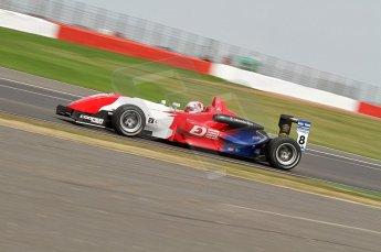 © Octane Photographic 2010. British F3 – Silverstone - Bridge circuit . Daisuke Nakajima - Raikkonen Robertson Racing. 15th August 2010. Digital Ref : 0051CB7D1906