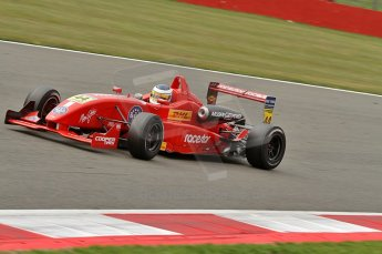 © Octane Photographic 2010. British F3 – Silverstone - Bridge circuit . James Cole - T-Sport. 15th August 2010. Digital Ref : 0051CB7D2457