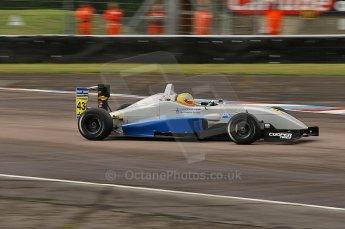 © Octane Photographic 2010. British F3 – Thruxton . Menasheh Idafar - T-Sport. 7th August 2010. Digital Ref : CB1D8054