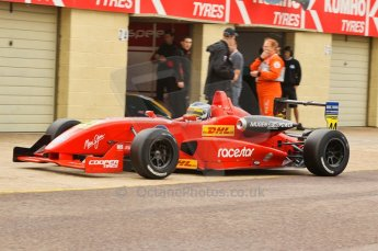 © Octane Photographic 2010. British F3 – Thruxton . James Cole - T-Sport. 7th August 2010. Digital Ref : CB1D8281