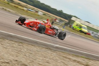 © Octane Photographic 2010. British F3 – Thruxton . James Cole - T-Sport. 7th August 2010. Digital Ref : CB1D9277