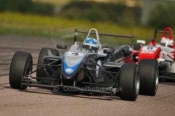 © Octane Photographic 2010. British F3 – Thruxton . Gabriel Dias - Hitech Racing. 8th August 2010. Digital Ref : CB1D9649