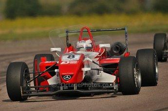 © Octane Photographic 2010. British F3 – Thruxton . Daisuke Nakajima - Raikkonen Robertson Racing. 8th August 2010. Digital Ref : CB1D9674