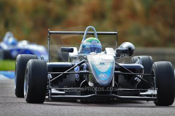 © Octane Photographic 2010. British F3 – Thruxton . William Buller - Hitech Racing. 7th August 2010. Digital Ref : CB7D7211