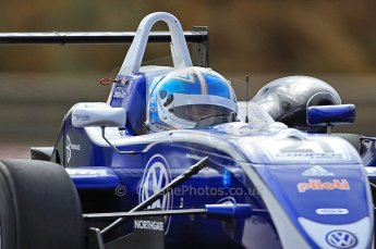 © Octane Photographic 2010. British F3 – Thruxton . Rupert Svendsen-Cook, Carlin. 7th August 2010. Digital Ref : CB7D7266