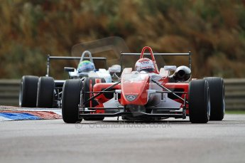 © Octane Photographic 2010. British F3 – Thruxton . Daisuke Nakajima - Raikkonen Robertson Racing. 7th August 2010. Digital Ref :