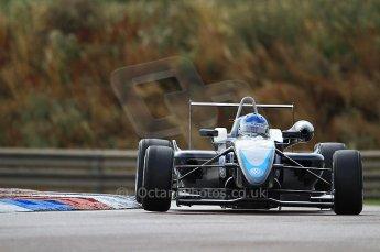 © Octane Photographic 2010. British F3 – Thruxton . William Buller - Hitech Racing. 7th August 2010. Digital Ref : CB7D7329