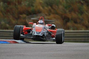 © Octane Photographic 2010. British F3 – Thruxton . Oliver Webb - Fortec Motorsport. 7th August 2010. Digital Ref : CB7D7446