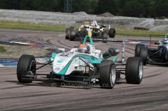 © Octane Photographic 2010. British F3 – Thruxton . Jazeman Jaafar - Carlin. 8th August 2010. Digital Ref : CB7D9808