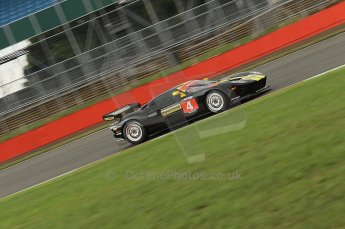 © Octane Photographic 2010. British GT Championship, Silvertstone, 14th August 2010. Digital ref : 0034cb1d0945