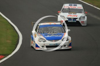 © Octane Photographic Ltd. 2010. British Touring Car Championship – Oulton Park. Saturday 5th June 2010. Digital Ref : 0125CB1D0833
