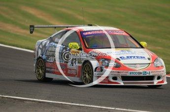 © Octane Photographic Ltd. 2010. British Touring Car Championship – Oulton Park. Saturday 5th June 2010. Digital Ref : 0125CB1D1459