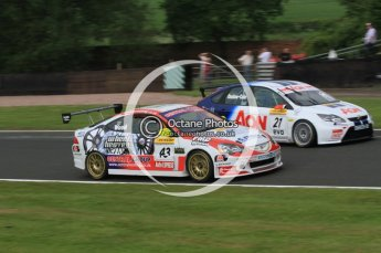 © Octane Photographic Ltd. 2010. British Touring Car Championship – Oulton Park. Saturday 5th June 2010. Digital Ref : 0125CB7D3518