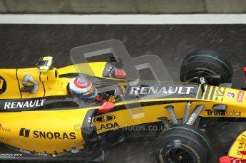 © Octane Photographic 2010. 2010 F1 Belgian Grand Prix, Friday August 27th 2010. Digital Ref : 0030CB1D0623