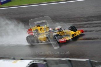 © Octane Photographic 2010. 2010 F1 Belgian Grand Prix, Friday August 27th 2010. Renault R30 - Vitaly Petrov. Digital Ref : 0030CB1D0758