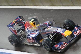 © Octane Photographic 2010. 2010 F1 Belgian Grand Prix, Friday August 27th 2010. Red Bull RB6 - Mark Webber. Digital Ref : 0030CB1D0766