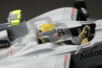 © Octane Photographic 2010. 2010 F1 Belgian Grand Prix, Friday August 27th 2010. Digital Ref : CB1D1190