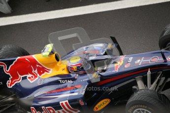 © Octane Photographic 2010. 2010 F1 Belgian Grand Prix, Friday August 27th 2010. Digital Ref : 0030CB1D1201
