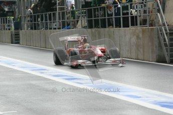 © Octane Photographic 2010. 2010 F1 Belgian Grand Prix, Friday August 27th 2010. Digital Ref : 0030CB1D1520