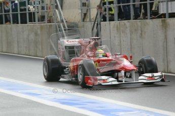 © Octane Photographic 2010. 2010 F1 Belgian Grand Prix, Friday August 27th 2010. Digital Ref : 0030CB1D1526