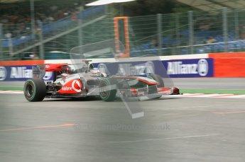 © Octane Photographic 2010. 2010 F1 Belgian Grand Prix, Friday August 27th 2010. Digital Ref : 0030CB1D1782