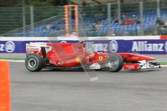 © Octane Photographic 2010. 2010 F1 Belgian Grand Prix, Friday August 27th 2010. Digital Ref : 0030CB1D1960