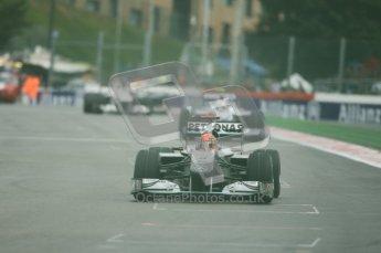 © Octane Photographic 2010. 2010 F1 Belgian Grand Prix, Friday August 27th 2010. Digital Ref : 0030CB1D2095