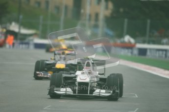 © Octane Photographic 2010. 2010 F1 Belgian Grand Prix, Friday August 27th 2010. Digital Ref : 0030CB1D2097