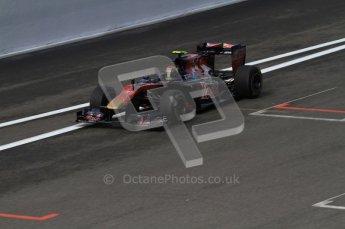 © Octane Photographic 2010. 2010 F1 Belgian Grand Prix, Saturday August 28th 2010. Digital Ref : 0030LW7D1126