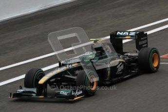 © Octane Photographic 2010. 2010 F1 Belgian Grand Prix, Saturday August 28th 2010. Digital Ref : 0030LW7D1331