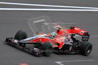 © Octane Photographic 2010. 2010 F1 Belgian Grand Prix, Saturday August 28th 2010. Digital Ref : 0030LW7D1890