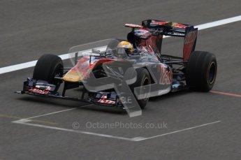 © Octane Photographic 2010. 2010 F1 Belgian Grand Prix, Saturday August 28th 2010. Digital Ref : 0030LW7D1977