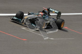 © Octane Photographic 2010. 2010 F1 Belgian Grand Prix, Saturday August 28th 2010. Digital Ref : 0030LW7D2139