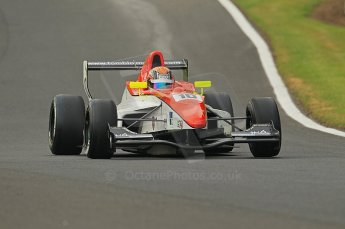 © Octane Photographic 2010. Formula Renault UK. Tom Blomqvist - Fortec Motorsport. June 5th 2010. Digital Ref : 0058CB1D0611