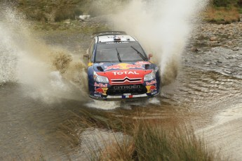 © North One Sport Limited 2010/ Octane Photographic Ltd. 2010 WRC Great Britain, Rally Great Britain SS3. Friday 12th November 2010, Sebastien Loeb/Daniel Elena, Citroen C4 WRC. Digital ref : 0116LW1D2533