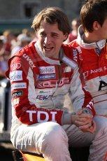 2010 Le Mans 24 Hour (24 Heures du Mans), 11th June 2010. Drivers' parade. Kolles - Christian Albers, Oliver Jarvis. Digital ref : CB1D2529