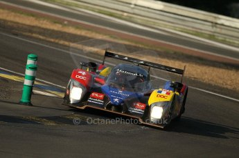2010 Le Mans. Arnage Corner. Digital Ref : CB1D4352