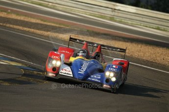 2010 Le Mans. Arnage Corner. Digital Ref : CB1D4392