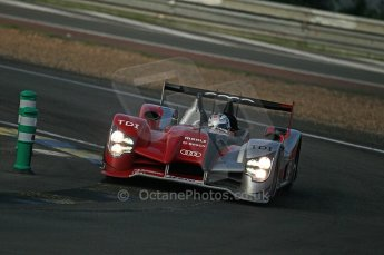 2010 Le Mans. Arnage Corner. Digital Ref : CB1D4443