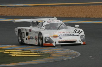 2010 Le Mans Group.C support race. Dunlop Chichane. Digital Ref : LW40D3448