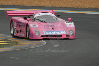 2010 Le Mans Group.C support race. Dunlop Chichane. Digital Ref : LW40D3491